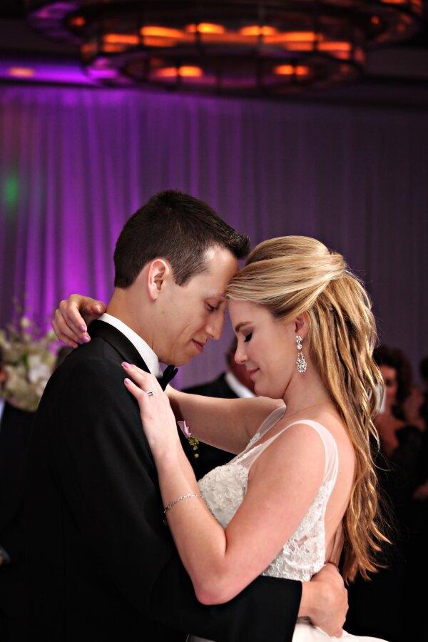 Purple Wedding, First Dance